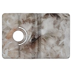 Down Comforter Feathers Goose Duck Feather Photography Kindle Fire HDX Flip 360 Case