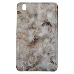 Down Comforter Feathers Goose Duck Feather Photography Samsung Galaxy Tab Pro 8.4 Hardshell Case