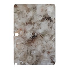 Down Comforter Feathers Goose Duck Feather Photography Samsung Galaxy Tab Pro 12.2 Hardshell Case