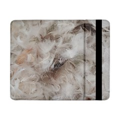 Down Comforter Feathers Goose Duck Feather Photography Samsung Galaxy Tab Pro 8.4  Flip Case