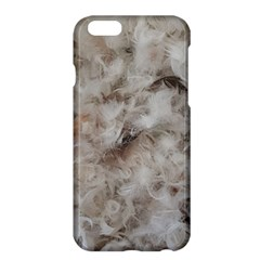 Down Comforter Feathers Goose Duck Feather Photography Apple iPhone 6 Plus/6S Plus Hardshell Case