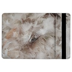 Down Comforter Feathers Goose Duck Feather Photography iPad Air 2 Flip