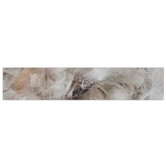 Down Comforter Feathers Goose Duck Feather Photography Flano Scarf (Small)