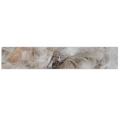 Down Comforter Feathers Goose Duck Feather Photography Flano Scarf (Large)