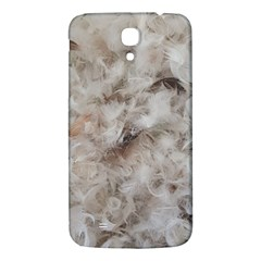Down Comforter Feathers Goose Duck Feather Photography Samsung Galaxy Mega I9200 Hardshell Back Case