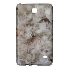 Down Comforter Feathers Goose Duck Feather Photography Samsung Galaxy Tab 4 (8 ) Hardshell Case