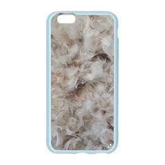 Down Comforter Feathers Goose Duck Feather Photography Apple Seamless iPhone 6/6S Case (Color)