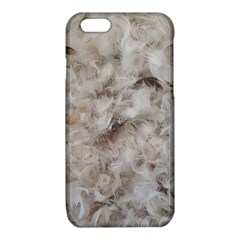 Down Comforter Feathers Goose Duck Feather Photography iPhone 6/6S TPU Case