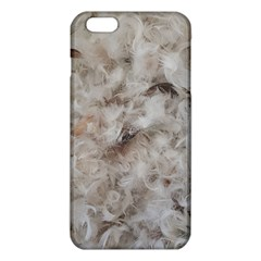 Down Comforter Feathers Goose Duck Feather Photography iPhone 6 Plus/6S Plus TPU Case