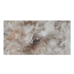 Down Comforter Feathers Goose Duck Feather Photography Satin Shawl