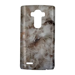 Down Comforter Feathers Goose Duck Feather Photography LG G4 Hardshell Case