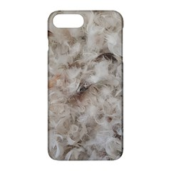 Down Comforter Feathers Goose Duck Feather Photography Apple iPhone 7 Plus Hardshell Case