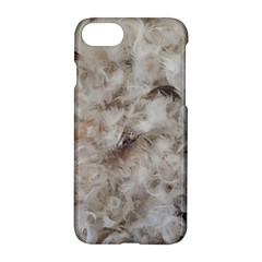 Down Comforter Feathers Goose Duck Feather Photography Apple iPhone 7 Hardshell Case