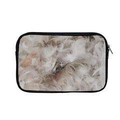 Down Comforter Feathers Goose Duck Feather Photography Apple MacBook Pro 13  Zipper Case