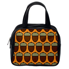 Acorn Orang Classic Handbags (One Side)