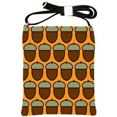 Acorn Orang Shoulder Sling Bags