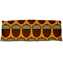 Acorn Orang Body Pillow Case Dakimakura (Two Sides)