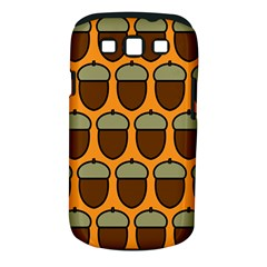 Acorn Orang Samsung Galaxy S III Classic Hardshell Case (PC+Silicone)