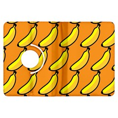 Banana Orange Kindle Fire HDX Flip 360 Case