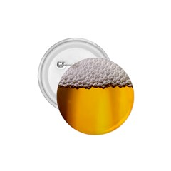 Beer Foam Yellow 1.75  Buttons