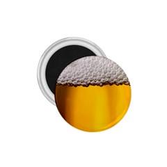 Beer Foam Yellow 1.75  Magnets