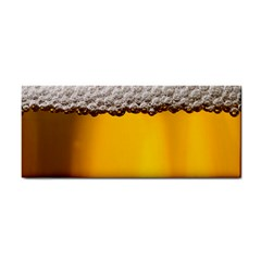 Beer Foam Yellow Cosmetic Storage Cases