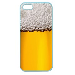 Beer Foam Yellow Apple Seamless iPhone 5 Case (Color)
