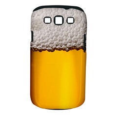 Beer Foam Yellow Samsung Galaxy S III Classic Hardshell Case (PC+Silicone)