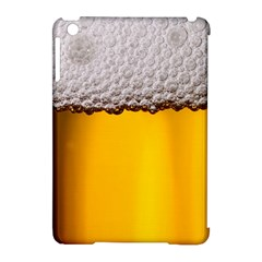 Beer Foam Yellow Apple iPad Mini Hardshell Case (Compatible with Smart Cover)