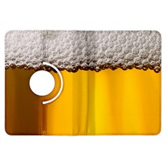 Beer Foam Yellow Kindle Fire HDX Flip 360 Case