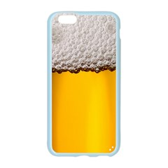 Beer Foam Yellow Apple Seamless iPhone 6/6S Case (Color)