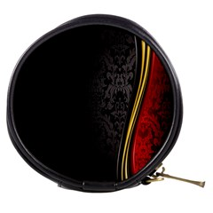 Black Red Yellow Mini Makeup Bags