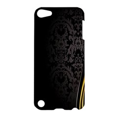 Black Red Yellow Apple iPod Touch 5 Hardshell Case