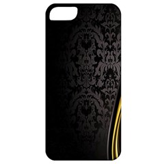 Black Red Yellow Apple iPhone 5 Classic Hardshell Case