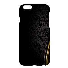 Black Red Yellow Apple iPhone 6 Plus/6S Plus Hardshell Case