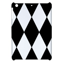 Chevron Black Copy Apple iPad Mini Hardshell Case