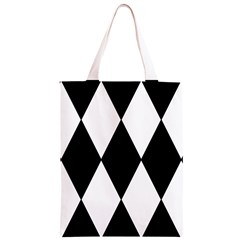Chevron Black Copy Classic Light Tote Bag