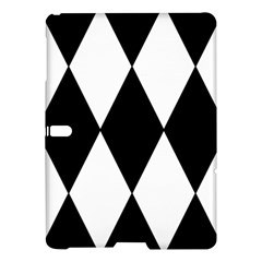 Chevron Black Copy Samsung Galaxy Tab S (10.5 ) Hardshell Case