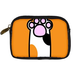 Cathand Orange Digital Camera Cases