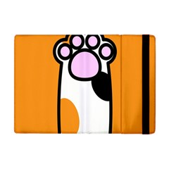 Cathand Orange Apple iPad Mini Flip Case