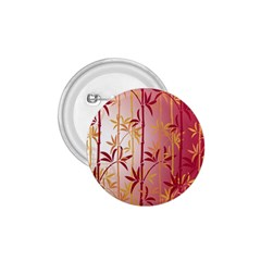 Bamboo Tree New Year Red 1.75  Buttons