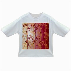 Bamboo Tree New Year Red Infant/Toddler T-Shirts
