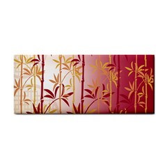 Bamboo Tree New Year Red Cosmetic Storage Cases