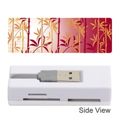 Bamboo Tree New Year Red Memory Card Reader (Stick)