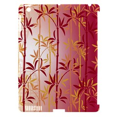 Bamboo Tree New Year Red Apple iPad 3/4 Hardshell Case (Compatible with Smart Cover)