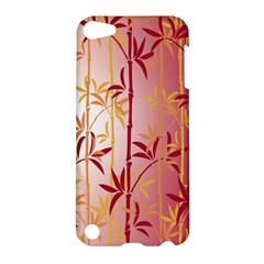 Bamboo Tree New Year Red Apple iPod Touch 5 Hardshell Case