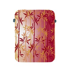 Bamboo Tree New Year Red Apple iPad 2/3/4 Protective Soft Cases