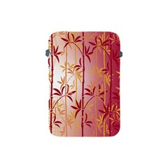 Bamboo Tree New Year Red Apple iPad Mini Protective Soft Cases