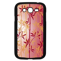 Bamboo Tree New Year Red Samsung Galaxy Grand DUOS I9082 Case (Black)