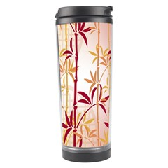 Bamboo Tree New Year Red Travel Tumbler